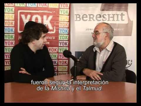 Entrevista a Avigdor Shinan (parte 1)