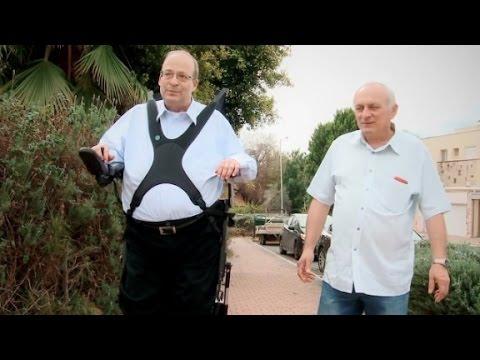 Invenção israelense permite que tetraplégicos voltem a andar