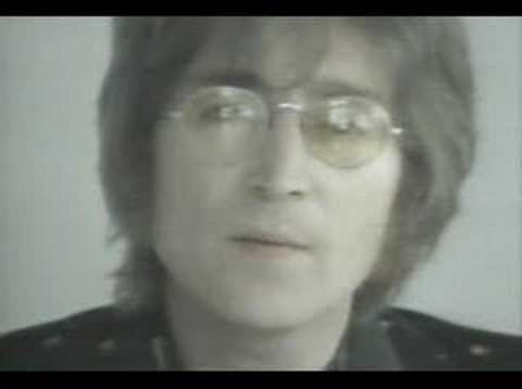 Imagine- John Lennon (The Beatles)