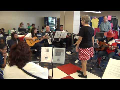 Yellow Rose of Texas played at a MECCA jam session at Waco Clogging Convention 072112
