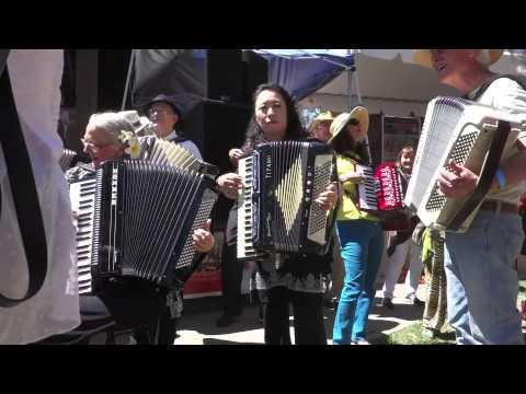"""Lady of Spain"" - Cotati Festival 2014"