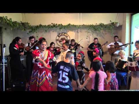 La Raspa played at a MECATX Cinco de Mayo celebration