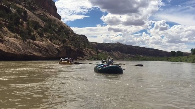 River Odyssey Day 2 take 1