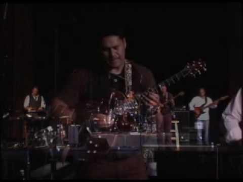 Patrick Yandall - Blues for Buddy Live at The State