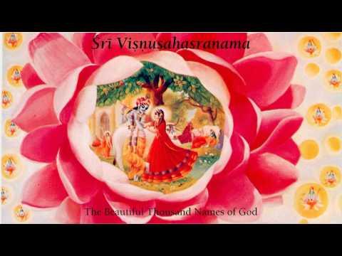 Sri Visnu Sahasranama - Full - Complete - 1000 Names of Vishnu -