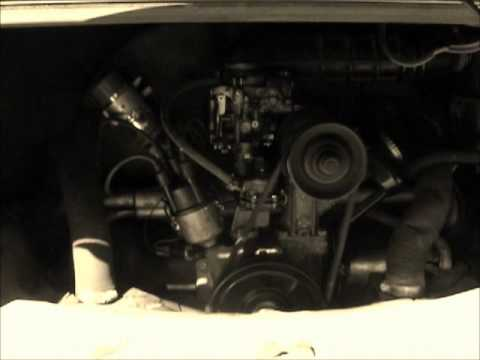1970 VW Westfalia - Cold Start Sept 2012.wmv
