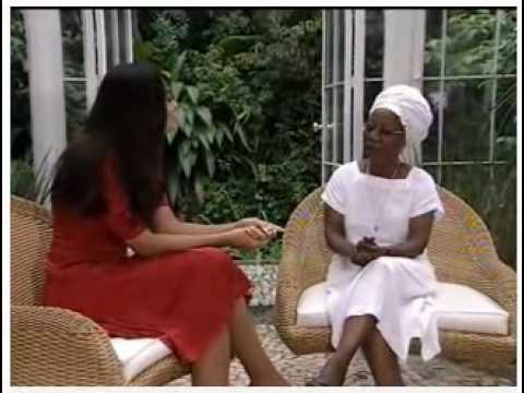 Sagrado no Mais Você [Rede Globo] - Cultos Afro (Candomblé Umbanda) - Parte 01