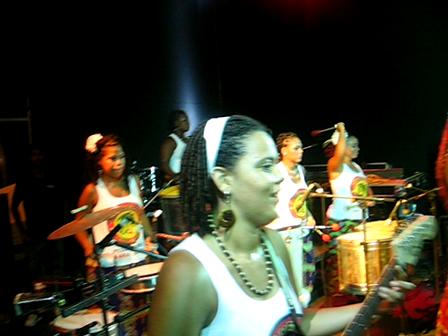 Show em Itapuã