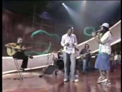 Canto de Ossanha - Criolo Doido, Rael da Rima e Terra Preta