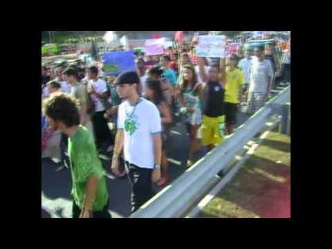 REVOLTA DO BUZU 2011 - A VOLTA