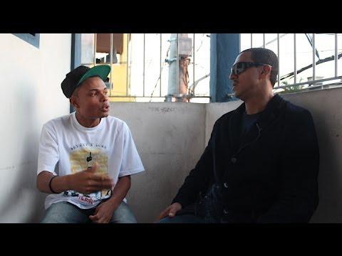 I Love Periferia (promo) - Enderson entrevista Mano Brown