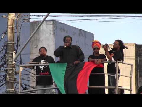 III Marcha Internacional Contra o Genocídio do Povo Negro