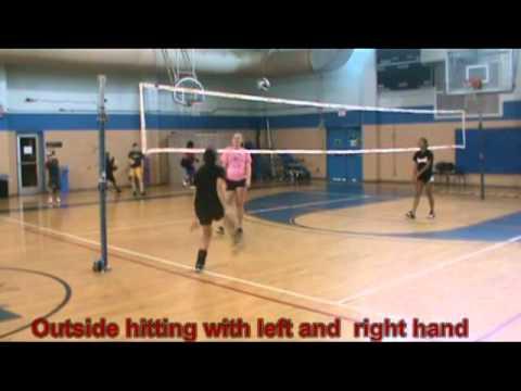 Ashley Gonzalez Volleyball Recruitment video #7