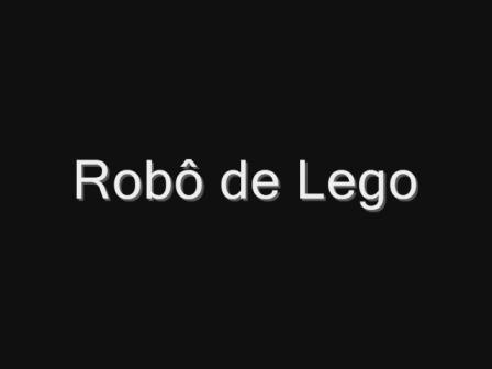 Robô de LEGO