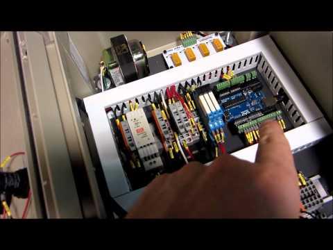 Arduino controlando sistema de água