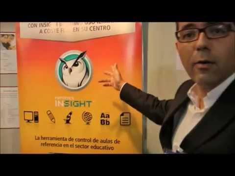 Josep Macía presenta la soluciones de FARONICS en Expodidactica. Educación 3.0