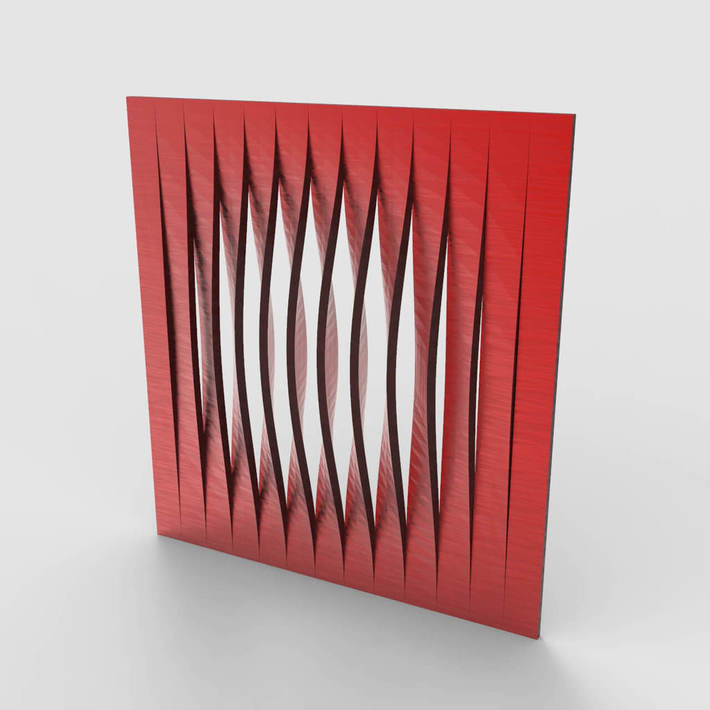 Twisted Louver