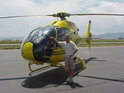 Mark Michelsen - Aerial Fire Fighter