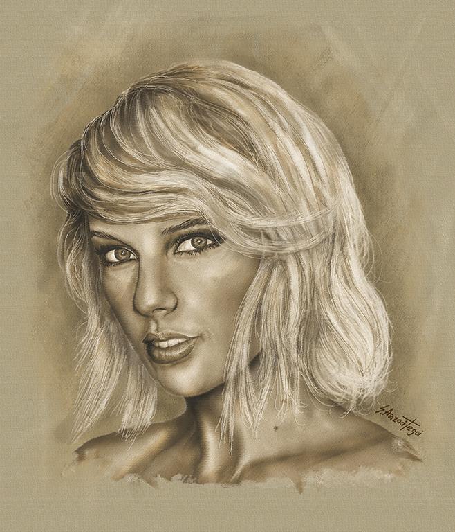 Taylor (sepia)