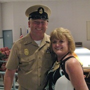 Proud Navy/NYPD Mom (Donna)