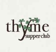 Thyme Supper Club