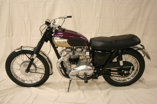 1967 T120TT Triumph
