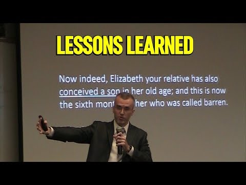 Lessons Learned. Speaking at Loma Linda University about the Bible, Abortion and Adventism