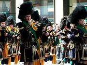 Chicago PD Pipes and Drums of the Emerald Society