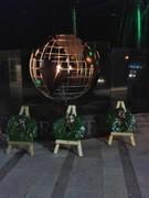 Eternal Flame - Wreath to JFK 22nd November 2013 New Ross, County Wexford