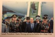 President Herzog State Visit Ireland