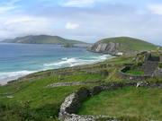 Slea Head, Dingle Peninsula, County Kerry Ireland.