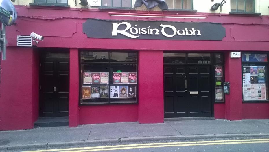 Roisin Dubh, music venue, Galway City