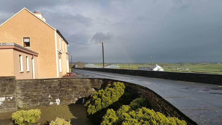 Rainbow Outside St. Brigid's Well