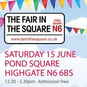 Fair in the Square (Highgate)
