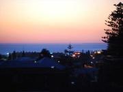 Rocky Knoll - Balcony Sunset View.