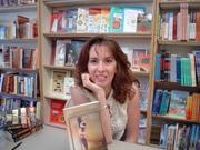 Booksigning in Albuquerque, NM 2007