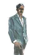 First rendering of homicide detective Turner Hahn