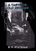 Round Two of book design 'A Taste of Old Revenge'