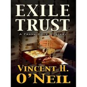 Large-print EXILE TRUST cover