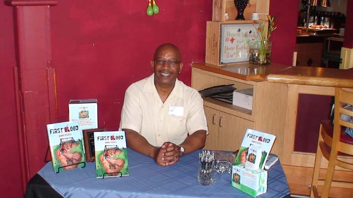 Book Signing 07-28-09