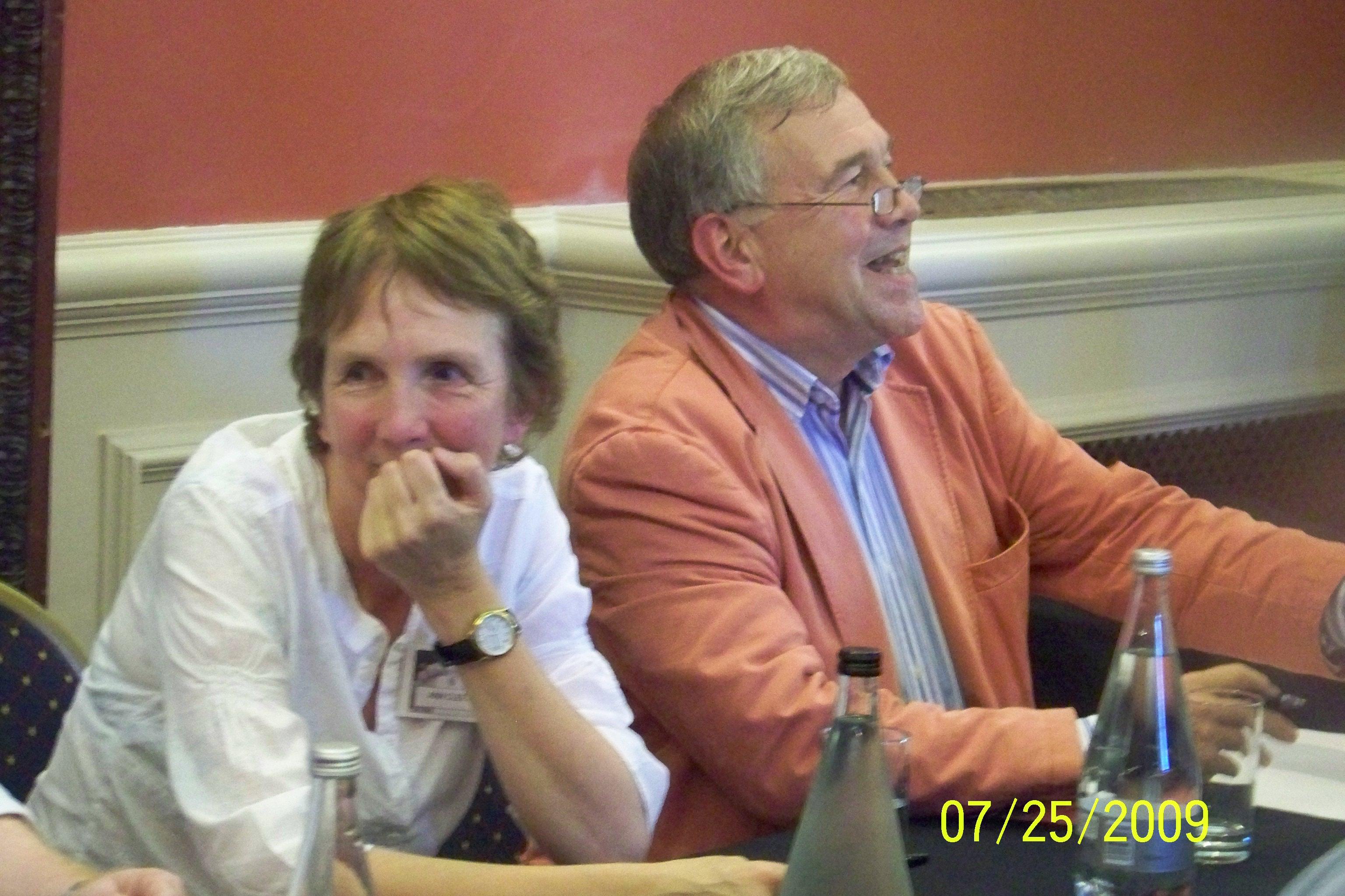 Ann Cleaves and Simon Brett