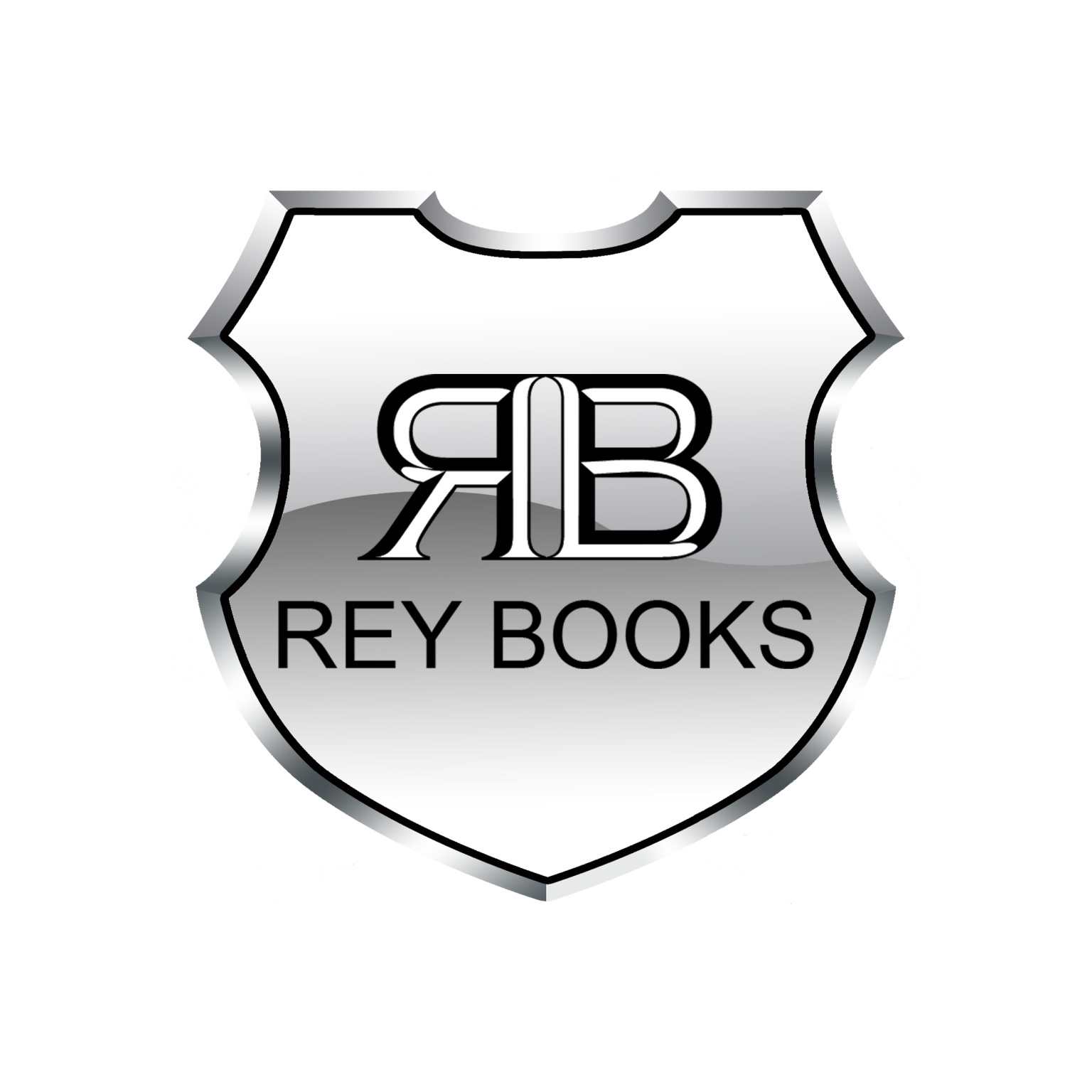 Official Rey Books logo