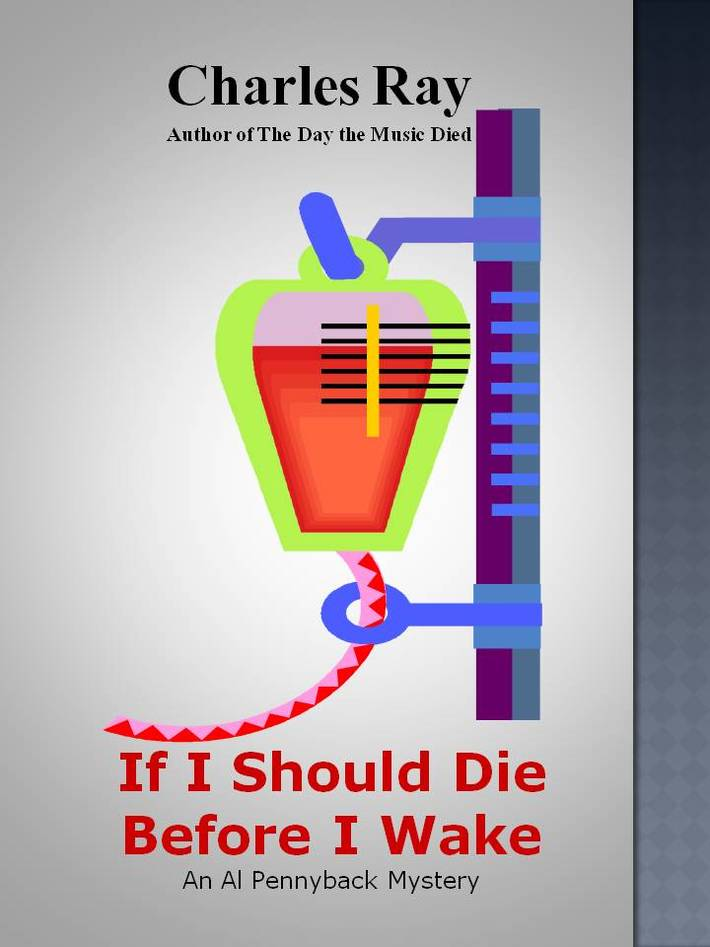 """Cover for the e-Book version of """"If I Should Die Before I Wake."""""""