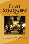 First Stringers Front Cover 200x300