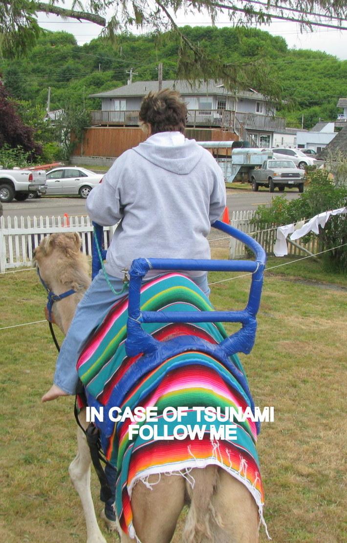 JJ Camel Ride