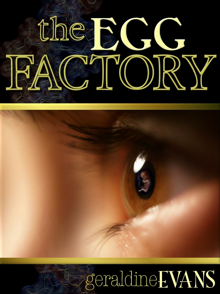 STANDALONE THRILLER THE EGG FACTORY EBOOK COVER 1 of 1