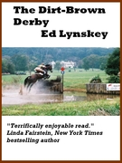 Cover to my e-book for The Dirt-Brown Derby