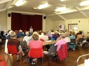 Pauline Rowson author talk at Woolmer Forest U3A