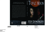 Cover to Topaz Moon by Ed Lynskey