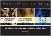 Mike Healey's Crime Fiction